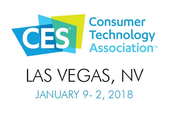 CES 2018 於拉斯維加斯會展中心 (Las Vegas Convention Center) 舉行