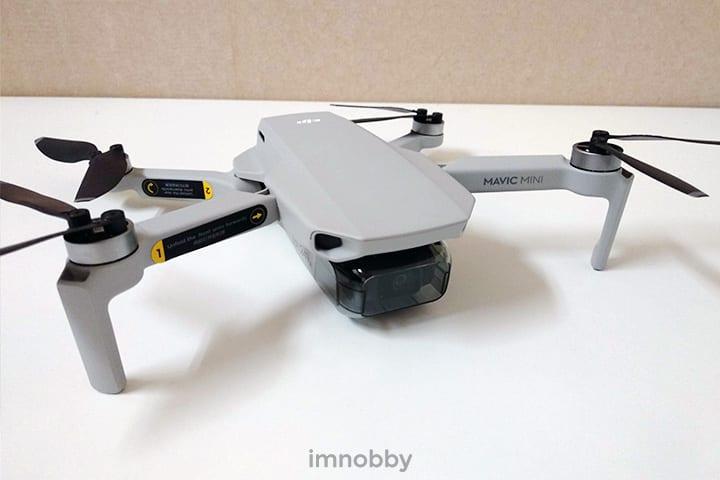 Mavic Mini 航拍機主機身 (含雲台保護鎖扣)